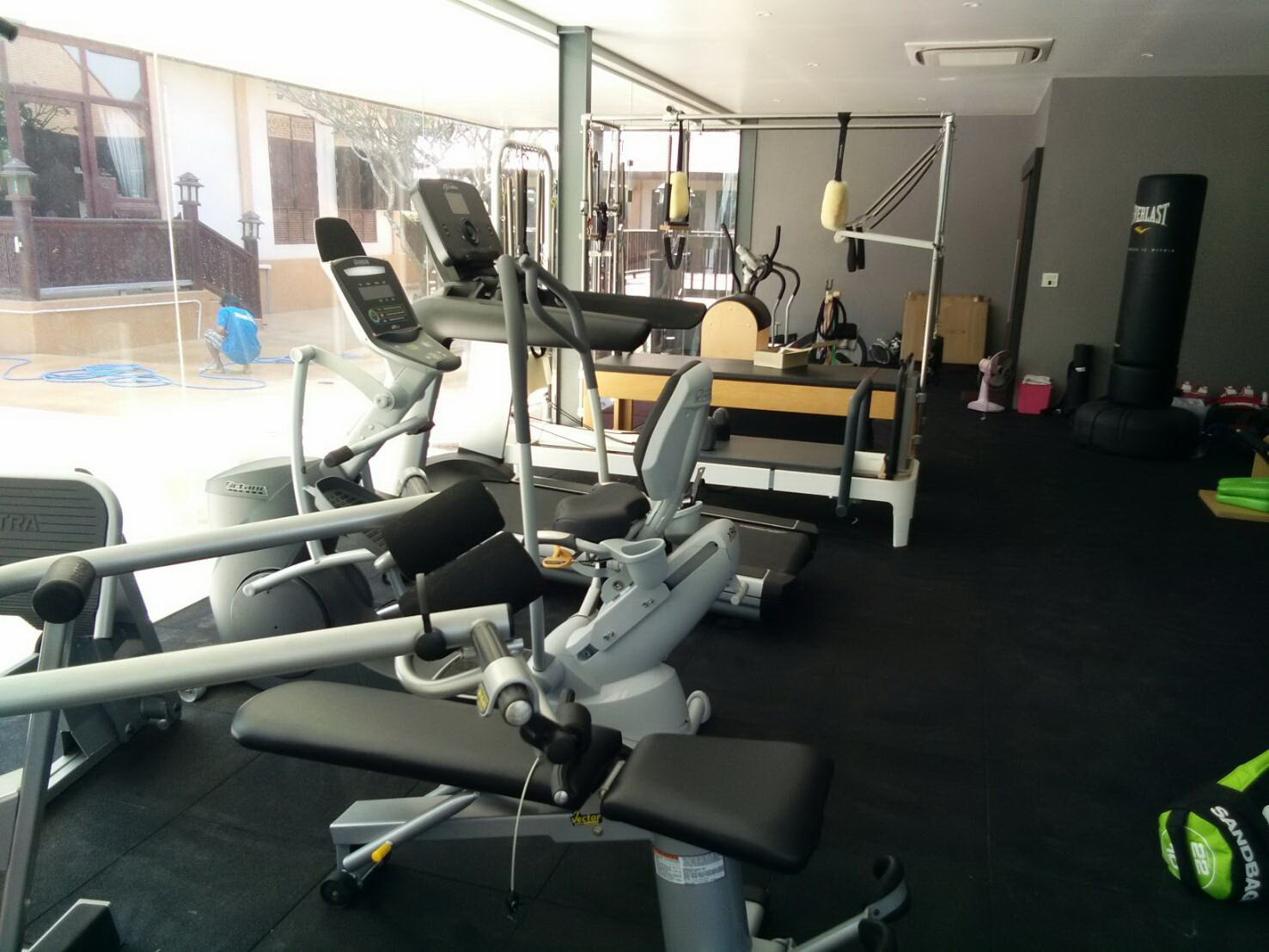 Fitness Flooring Phanas