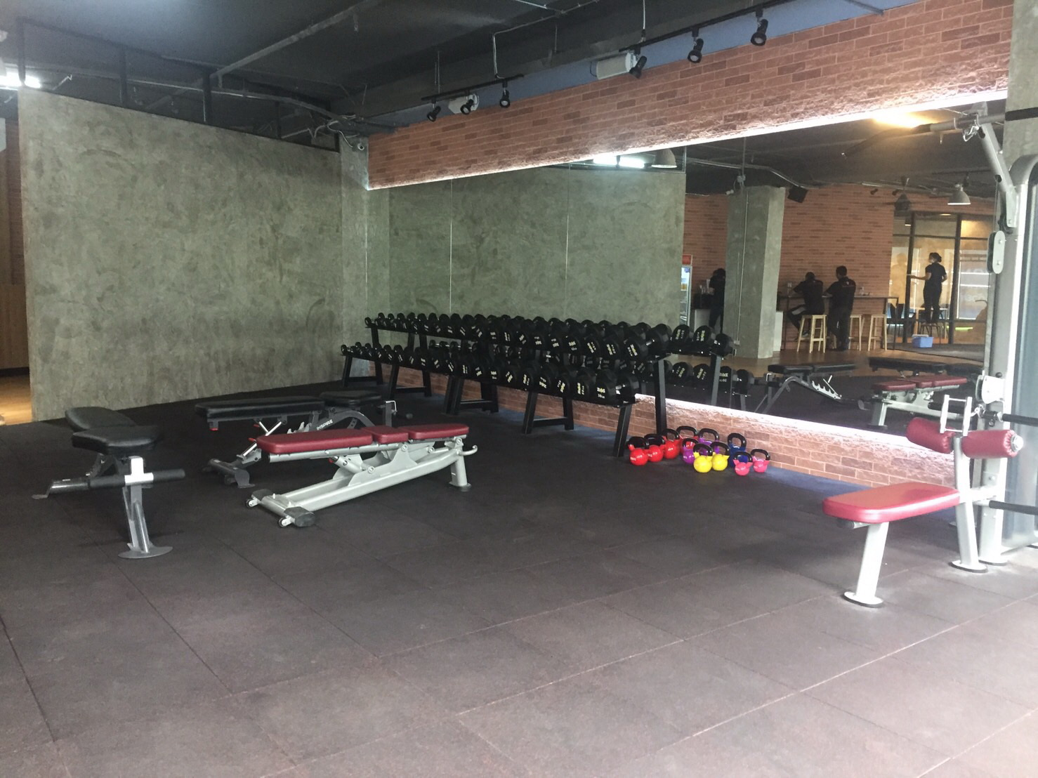 HD Gym Tiles Fitness-July-2