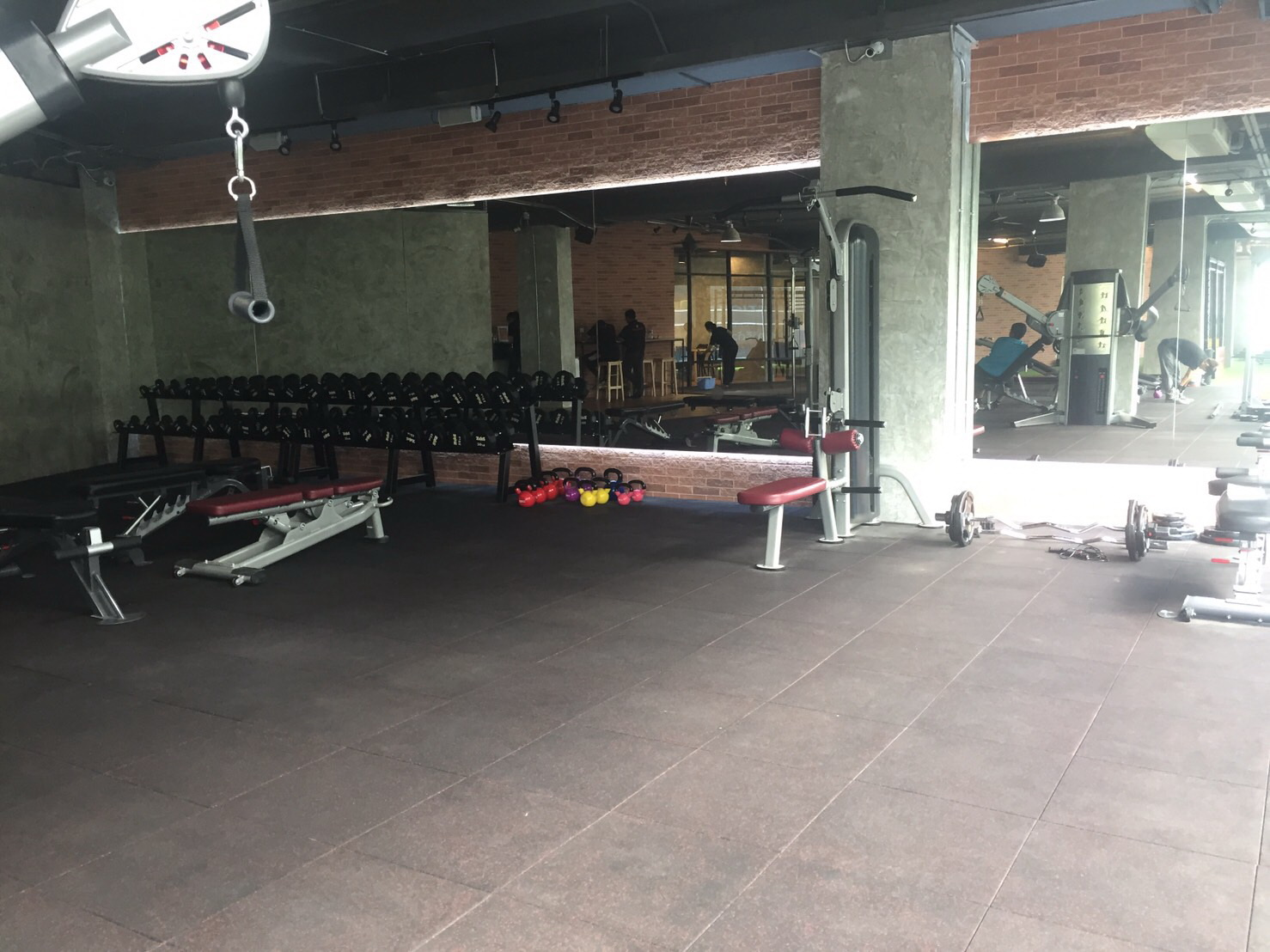 HD Gym Tiles Fitness-July-4
